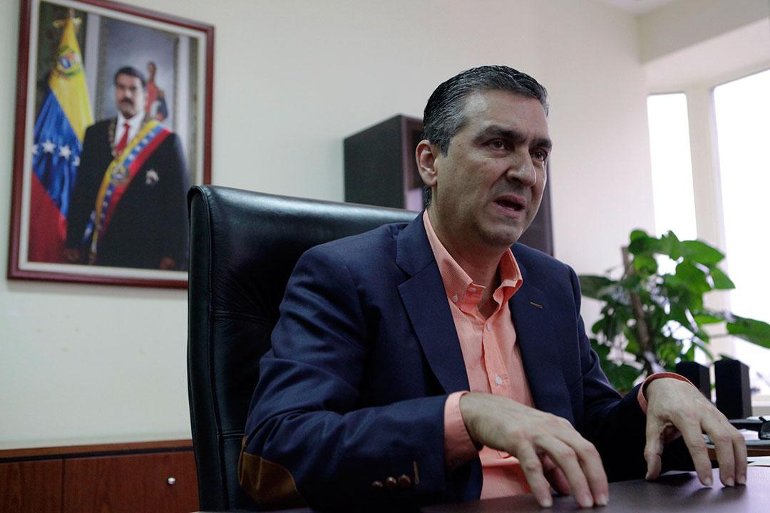 Miguel Ángel Perez Abda: Venezuela recortará sus importaciones a la mitad para pagar deuda