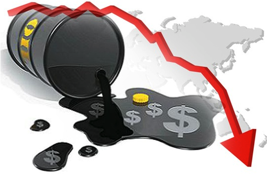 Resultado de imagen para petroleo en caida