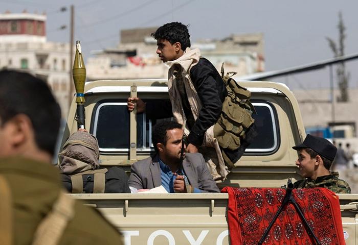 Golpe de Estado en Yemen