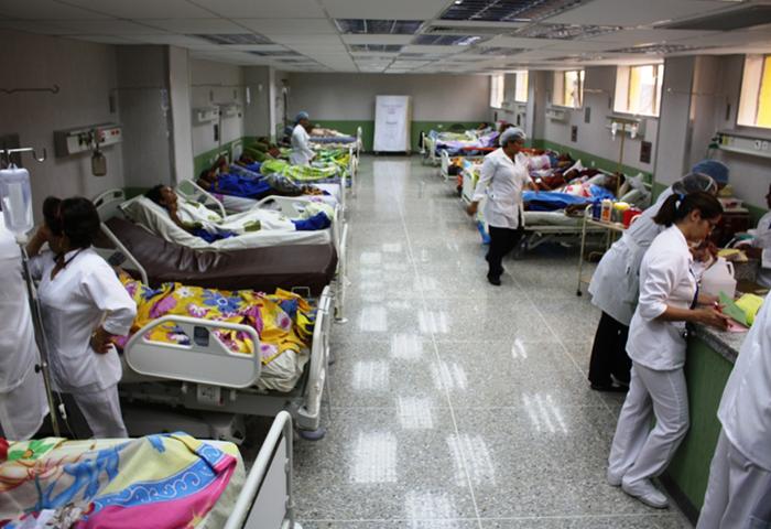 Tanto clínicas como hospitales viven la carencia de insumos