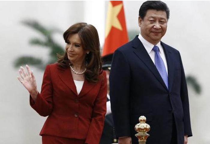 El polémico tuit 'chino' de la presidenta de Argentina