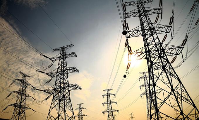 Crisis eléctrica - Tendido eléctrico