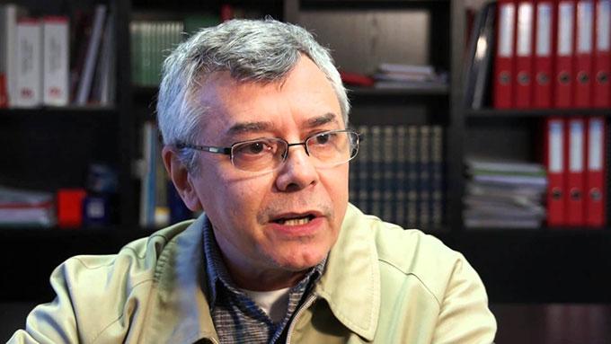 Gonzalo Gómez, coordinador de Marea Socialista