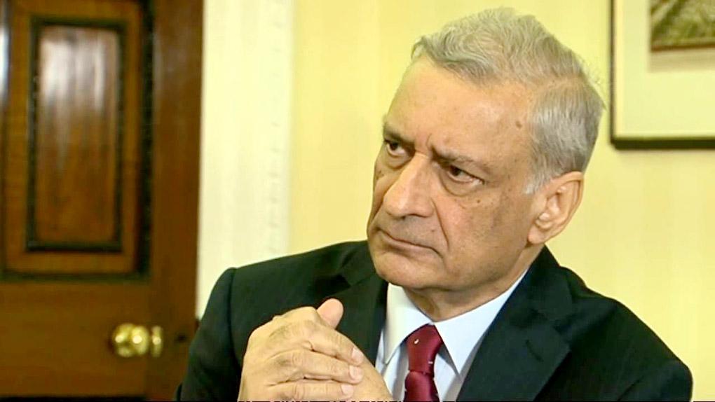 Kamalesh Sharma, Secretario General de la Commonwealth, está en Guyana