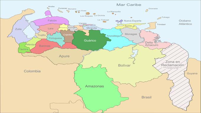 Mapas de los países del mundo y sus capitales - Mapamundi