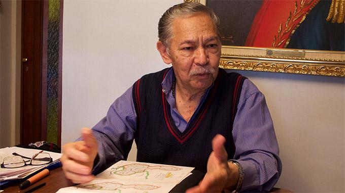 General Oswaldo Sujú Raffo