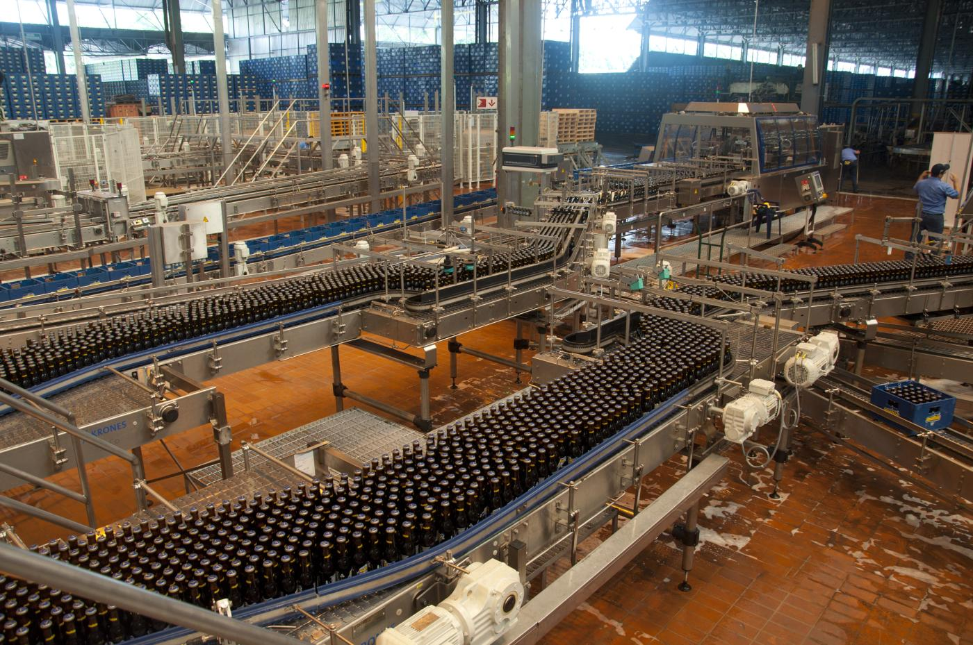 El sector licores aporte 6% al PIB