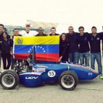 Team Fórmula SAE UCV-2015