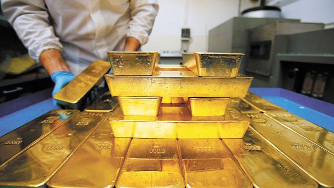 Reservas Internacionales Oro