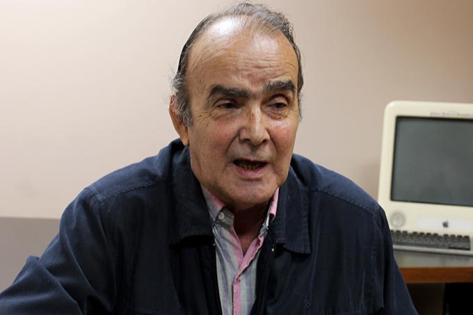 Jesús Rojas, economista