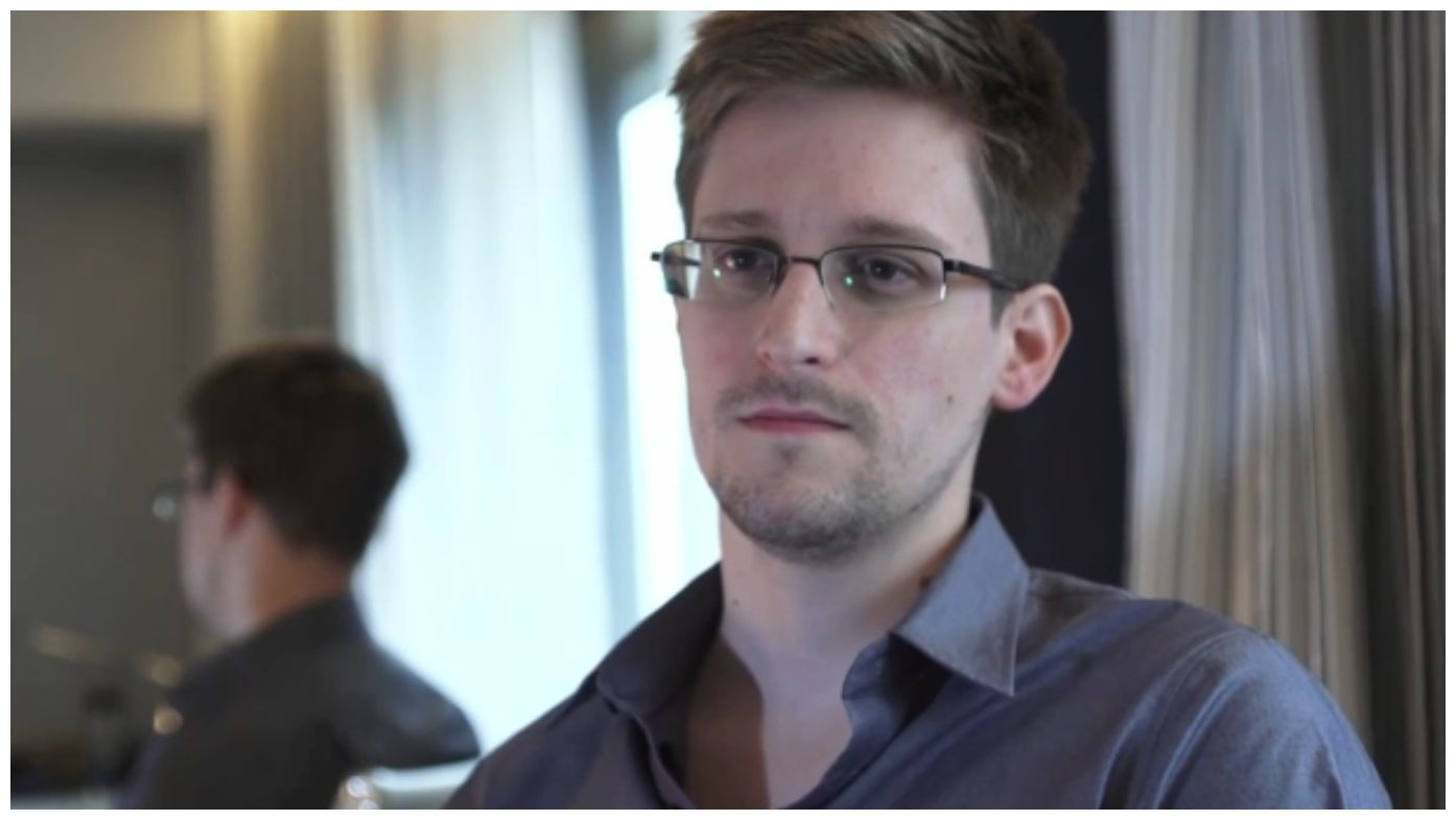Edward Snowden, exanalista de la NSA