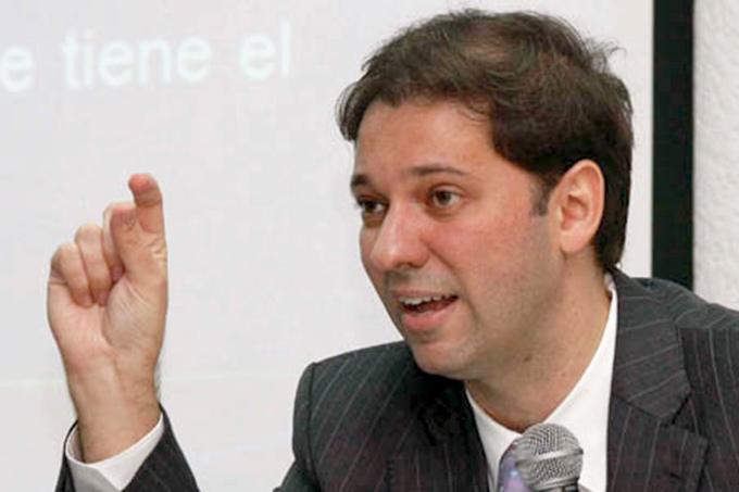 José Manuel Puente, economista