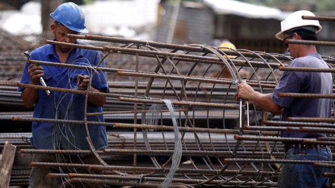 Trabajadores venezolanos