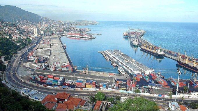 Puerto de La Guaira registra caída de 98% de las importaciones privadas