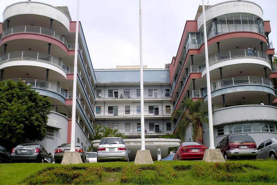 Hospital Universitario de Caracas suspendió 4.164 cirugías por falta de insumos en 2015