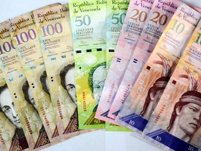 Bachaqueros billetes