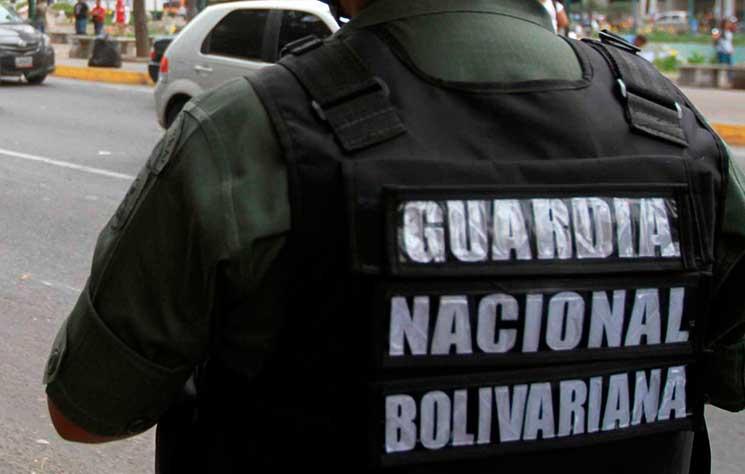 """""""Comando de la muerte"""" actúa en Barinas"""