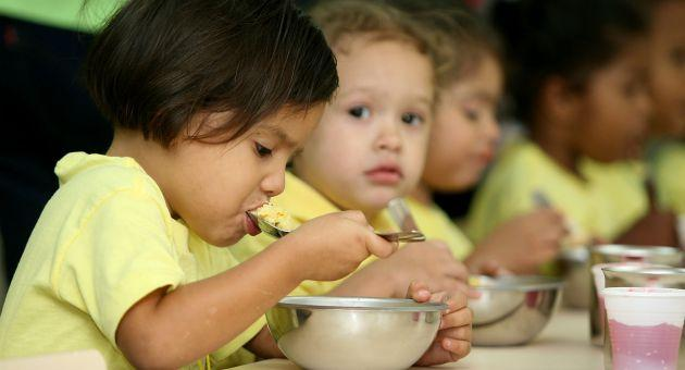 La crisis arropa a los preescolares