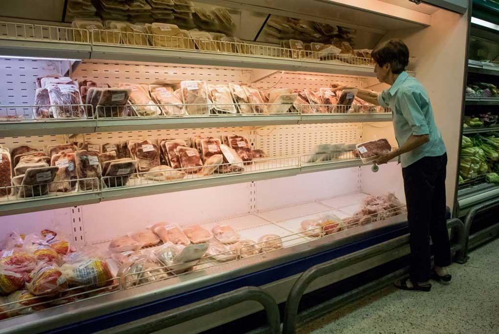 Canasta alimentaria de mayo 2016 superó la barrera de los 200 mil bolívares