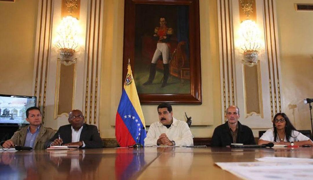 Maduro aumenta salario mínimo