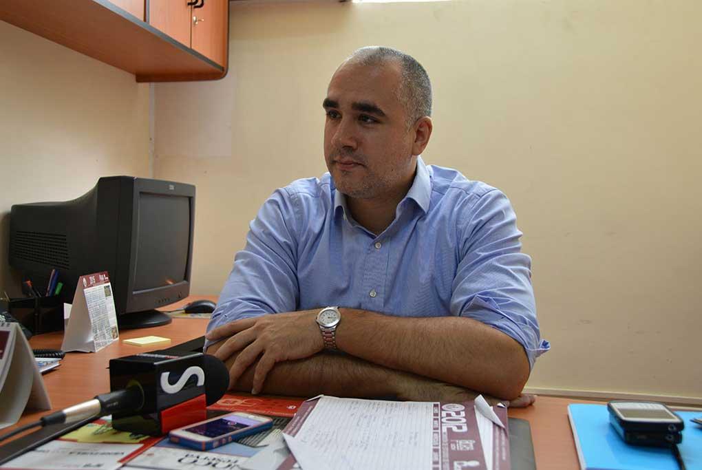 Luis Oliveros