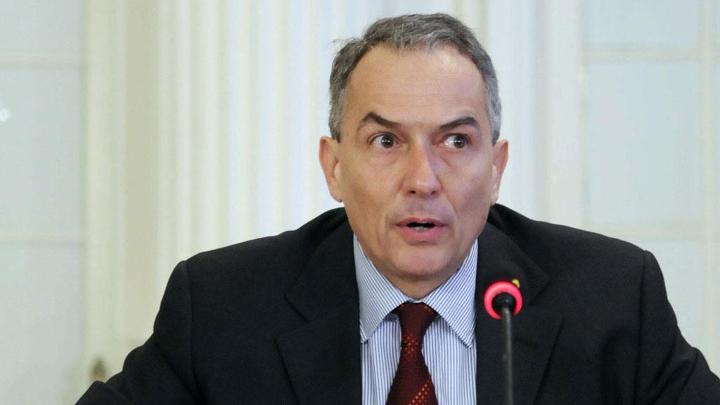 Execonomista jefe de Pdvsa Ramón Espinasa