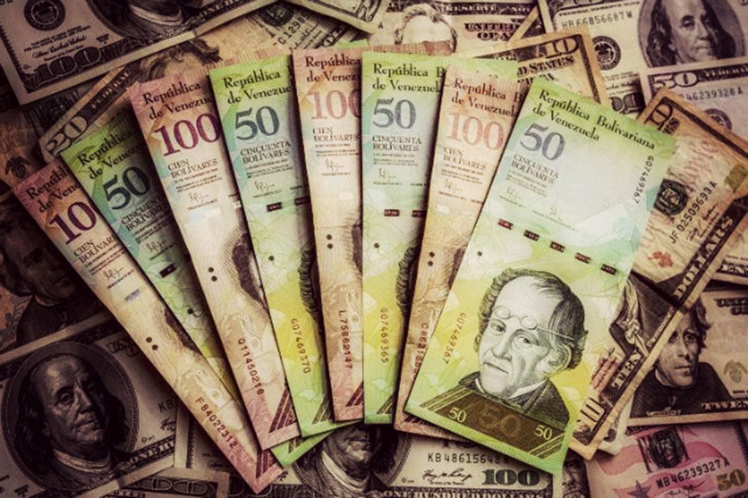 Crisis billetes Venezuela