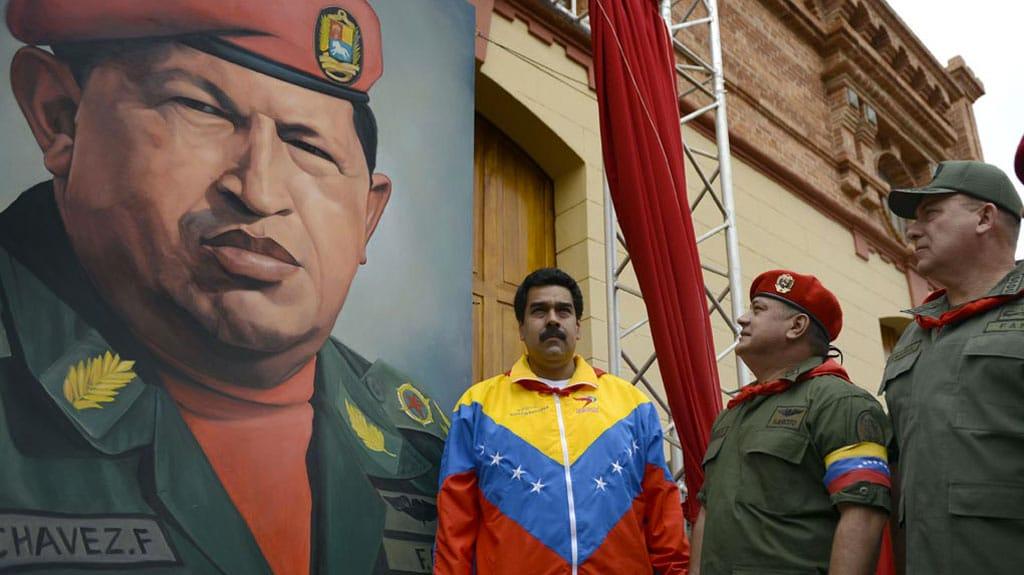 militarismo-venezuela