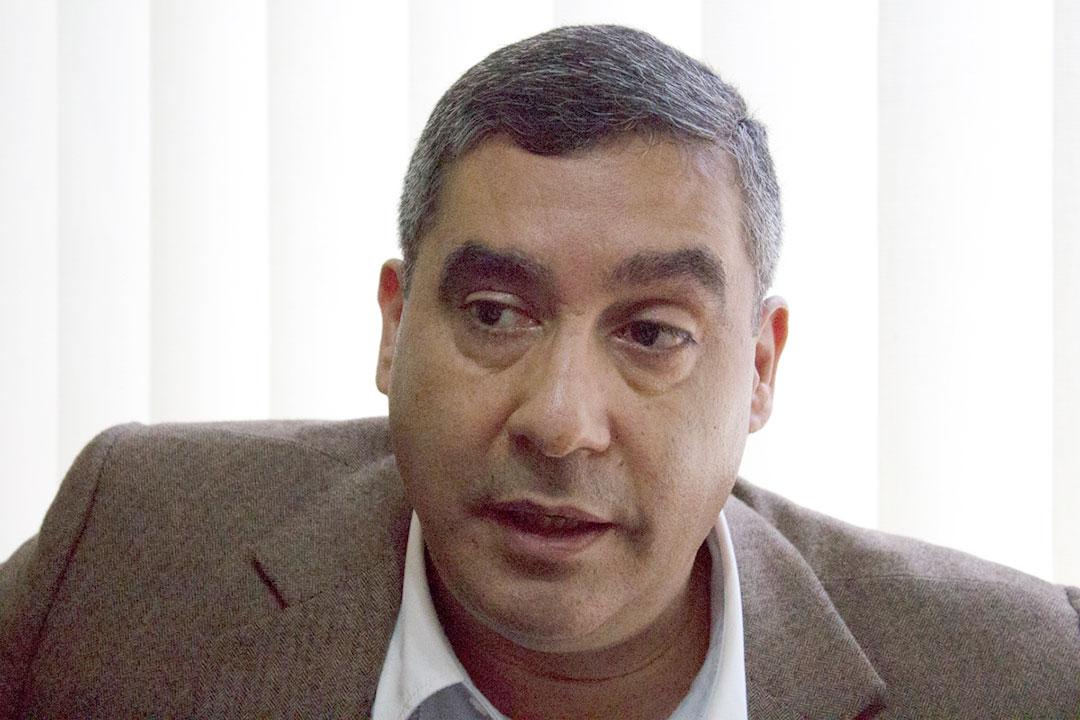 Rodríguez Torres en entrevista con La Razón