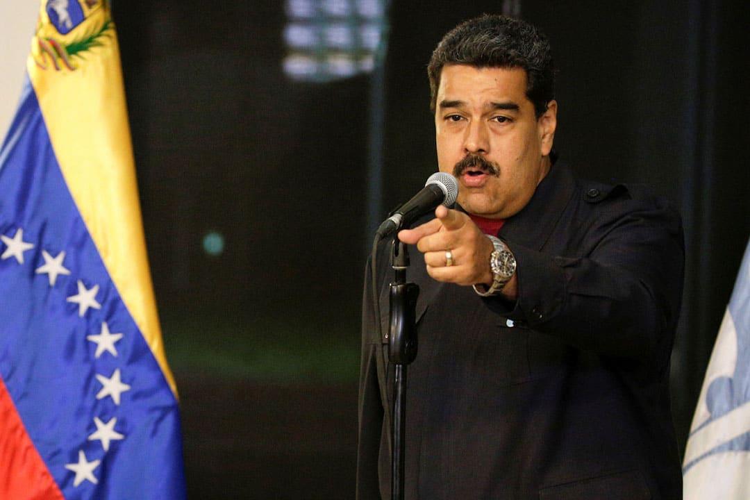 El trumpista Maduro