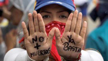 MUD pide a la Fuerza Armada que defienda al pueblo