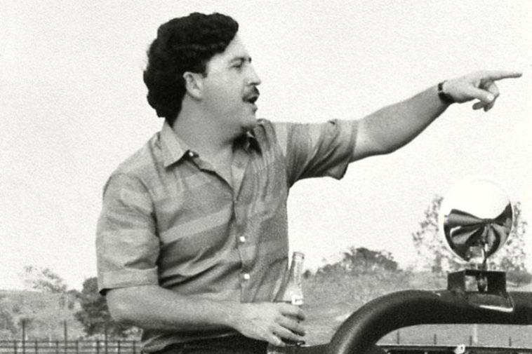Pablo Escobar Crónicas bolivarianas: El hampa en el poder