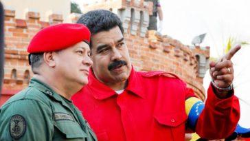 Cabello y Maduro la aberración totalitaria