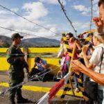 Frontera Venezuela y Colombia