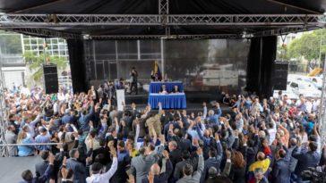 Magistrados Asamblea Nacional