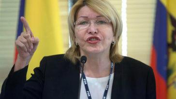 Luisa Ortega acusa de corrupción a los jerarcas del Gobierno