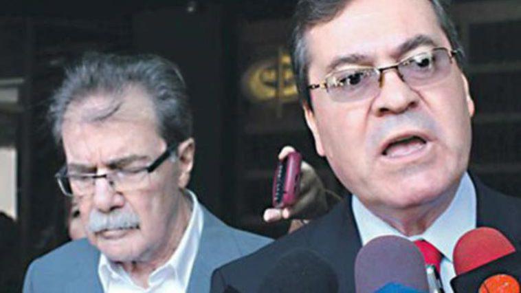 Humberto Mendoza DPaola Teodoro Petkoff