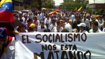 Crisis Socialismo