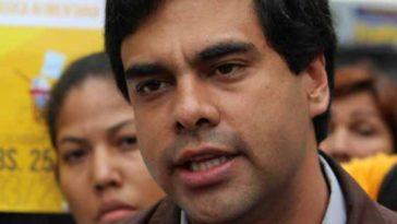 Diputado Angel Alvarado