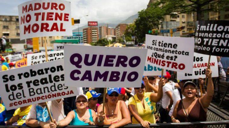 corrupción Venezuela