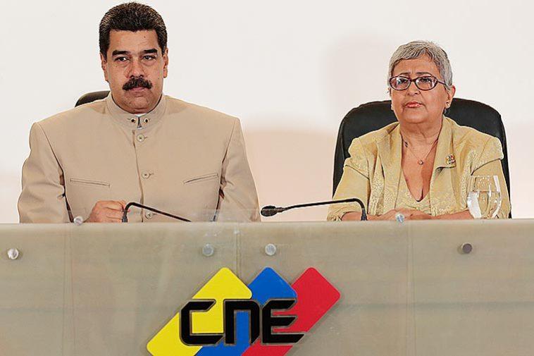 El régimen se ve forzado a recurrir permanentemente al fraude, abuso y la violencia para mantener el control omnímodo que ejerce sobre todo el aparato del Estado