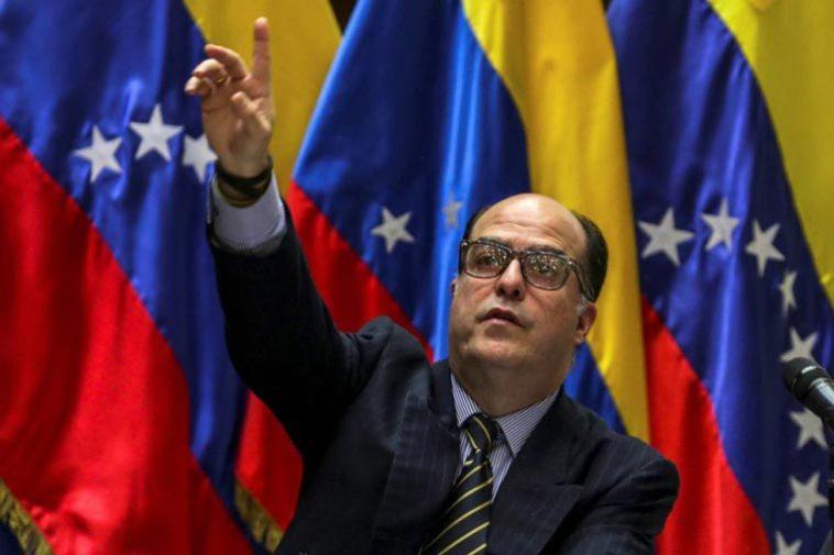 Oposición Julio Borges
