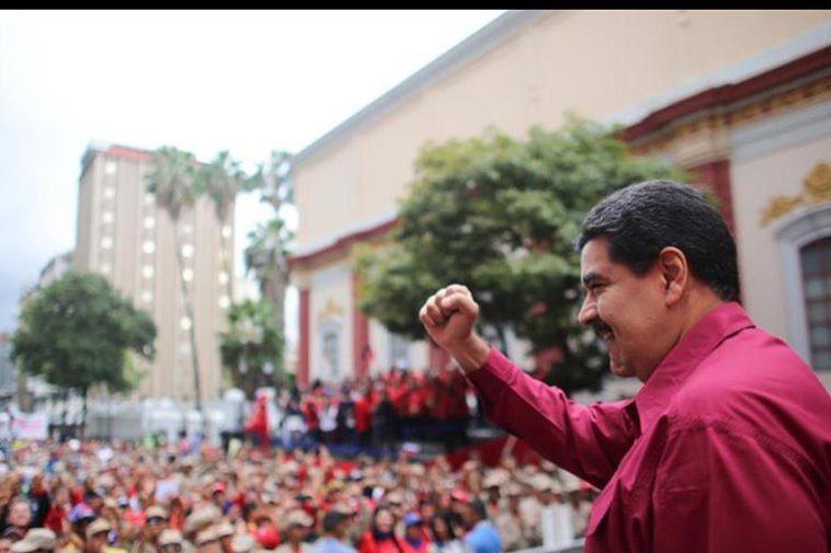 Maduro Avanza