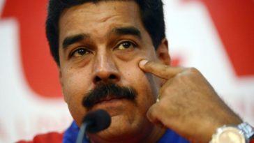 Nicolás Maduro candidato