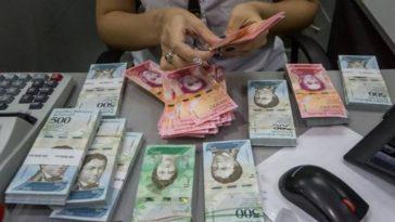 bolivares billetes