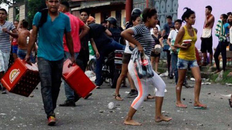 Saqueos Venezuela