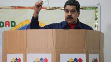 Maduro Corre Solo