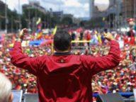 Venezuela roja Maduro