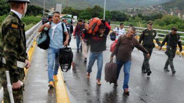 Venezuela Migración America