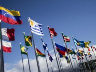 Banderas America Latina
